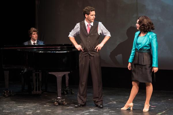 Samuel Floyd with Eric  Briarley and Haley Hannah