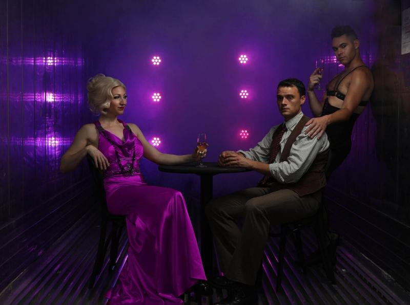 BWW Review: CABARET at Serenbe Playhouse