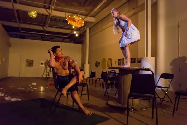 Olivier Renaud and Tana Sirois Photo