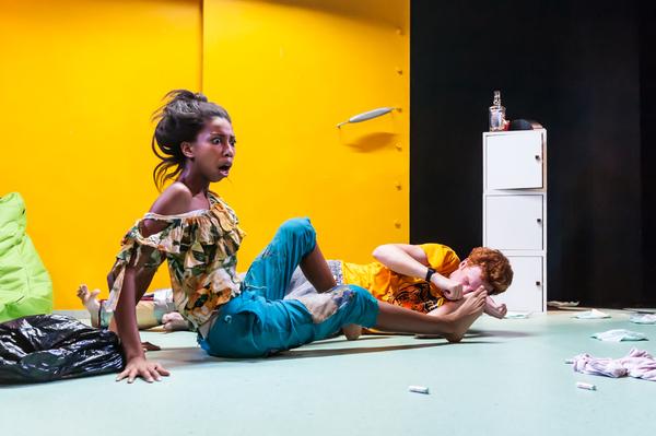 Photos: BOOM Makes a Splash at Theatre503