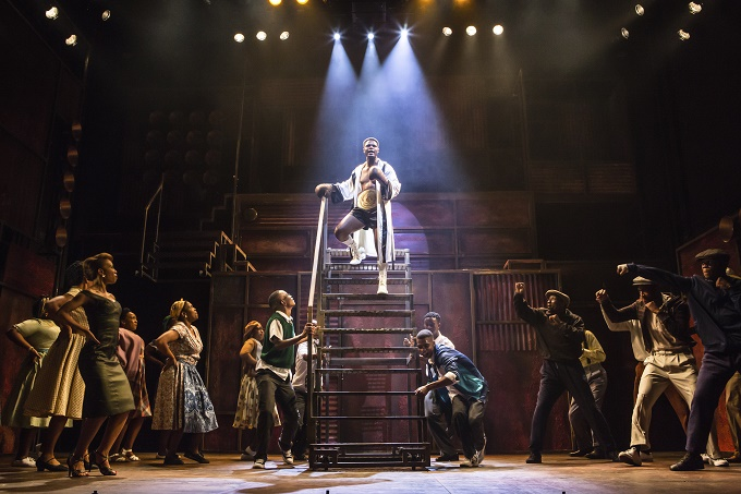 Legendary South African Musical KING KONG Now Open at The Fugard Theatre