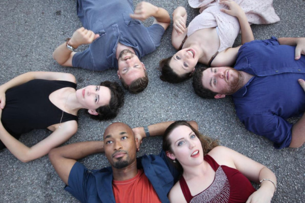 Photo Flash: Cone Man Running Productions Presents the Regional Premiere of FRAGMENTS