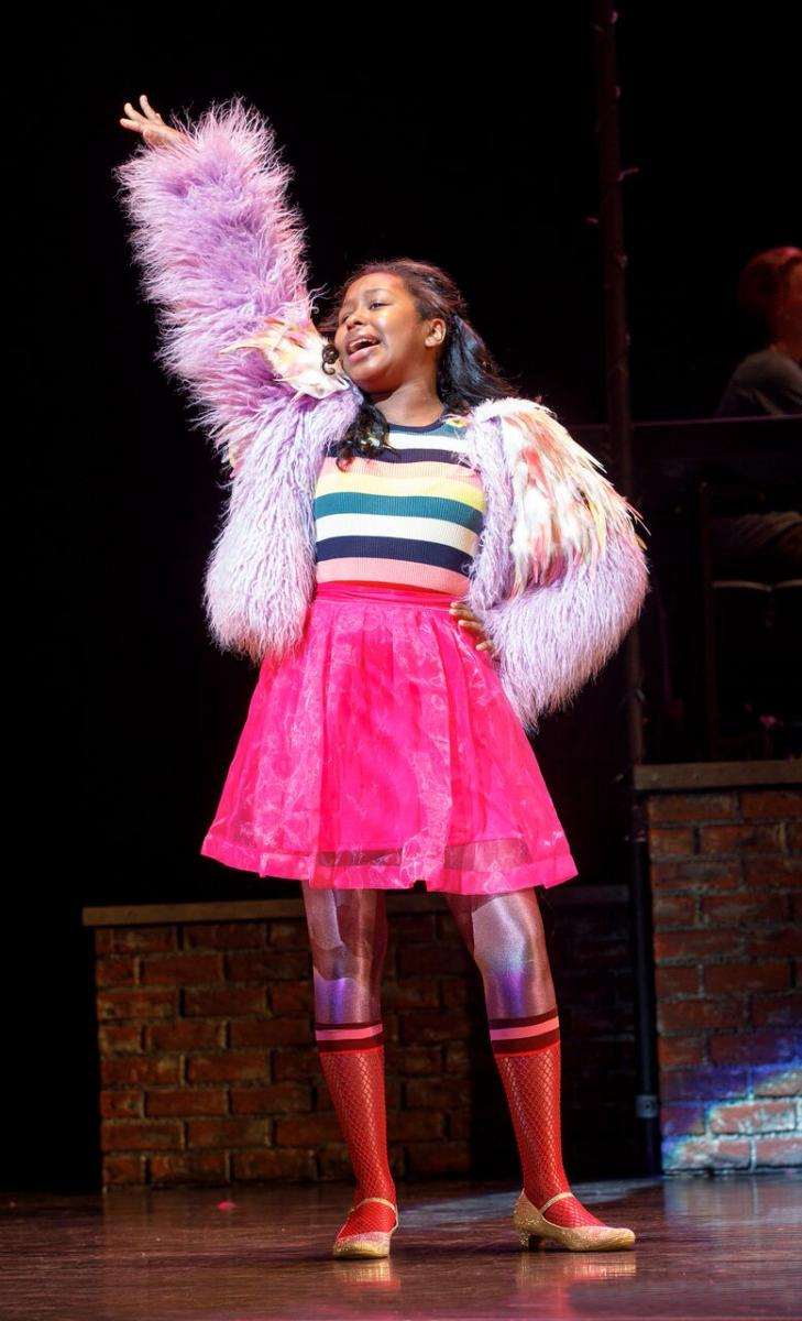 BWW Review:  Taylor Caldwell Leads a Terrific Young Cast in Carole King and Maurice Sendak's REALLY ROSIE