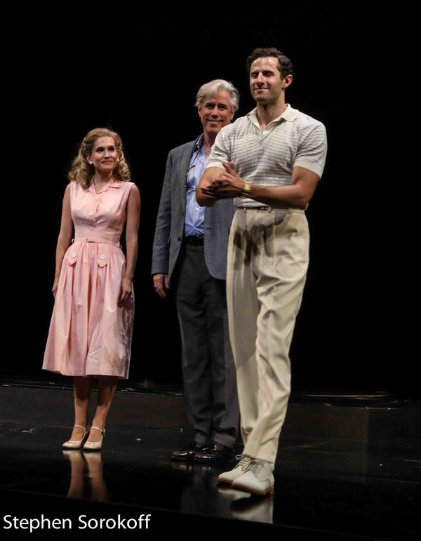 Photo Coverage: A LEGENDARY ROMANCE Celebrates Opening Night at Williamstown Theatre Festival