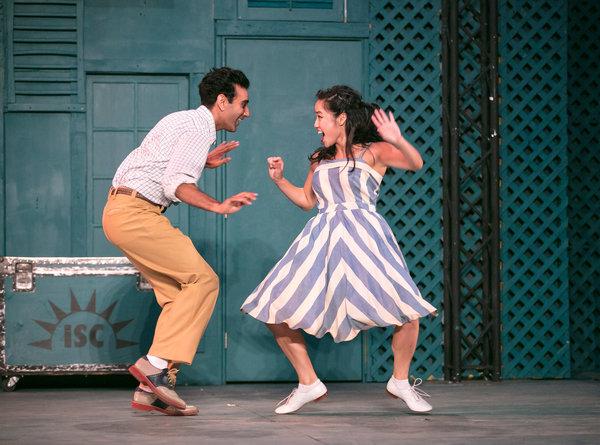Nikhil Pai and Sylvia Kwan Photo