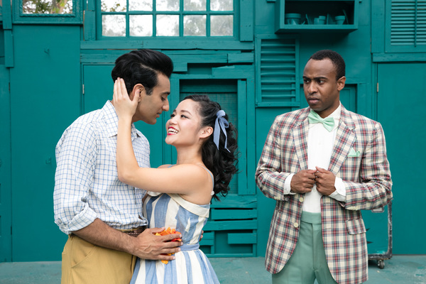 Photo Flash: THE TWO GENTLEMEN OF VERONA Opens at the Old Zoo in Griffith Park