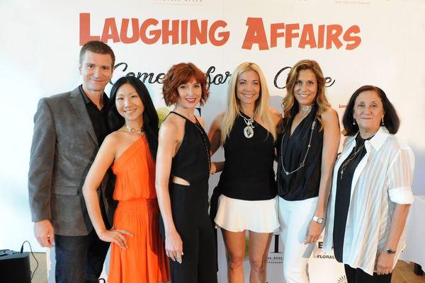 Clayton Fletcher, Jocelyn Chia, Erin Maguire, Ramy Brook, Felicia Madison, Nancy Lombardo