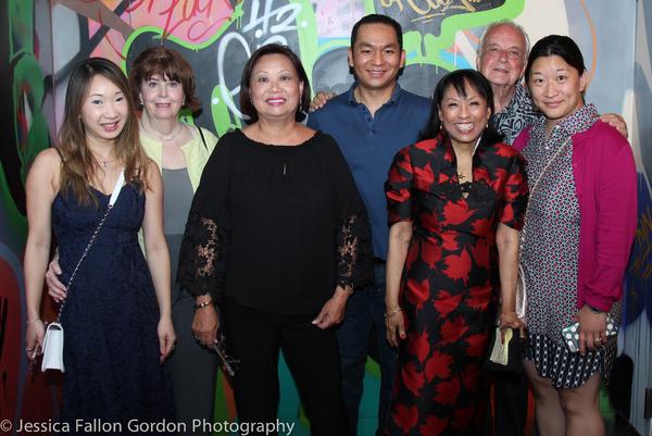 Baayork Lee and guests