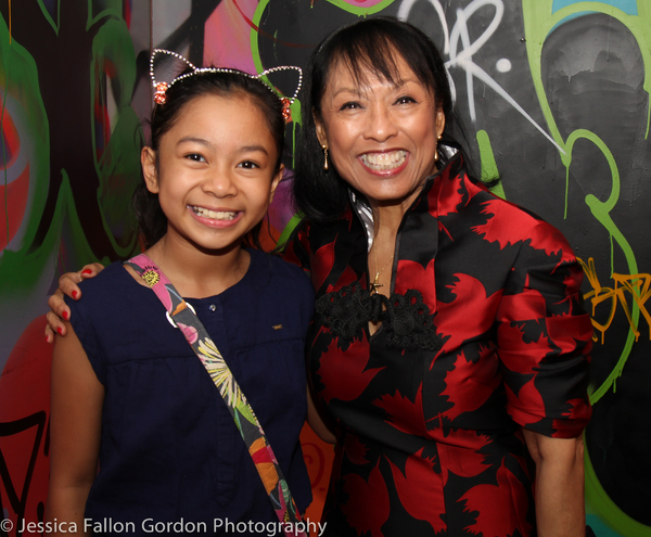 Photo Coverage: MISS SAIGON Sings for Baayork Lee's National Asian Artists Project