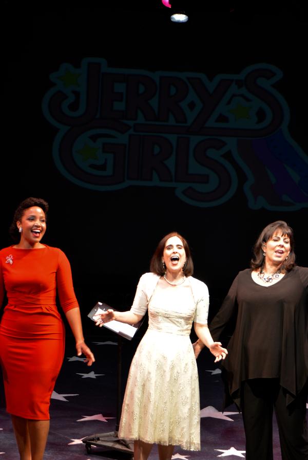 Stephanie Umoh, Stephanie D'Abruzzo and Christine Pedi