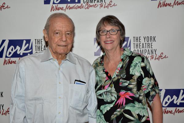 John Simon and Pat Hoag