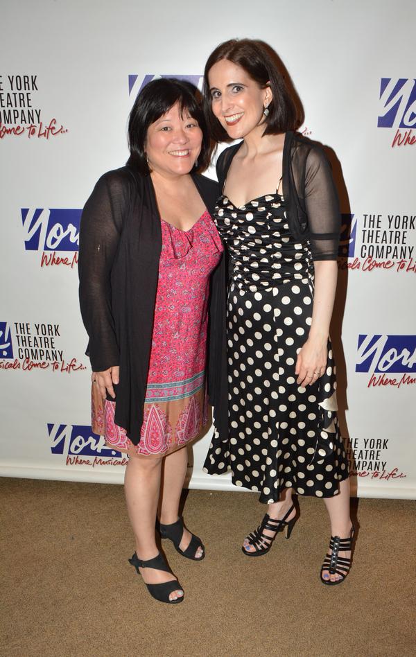 Ann Harada and Stephanie D'Abruzzo