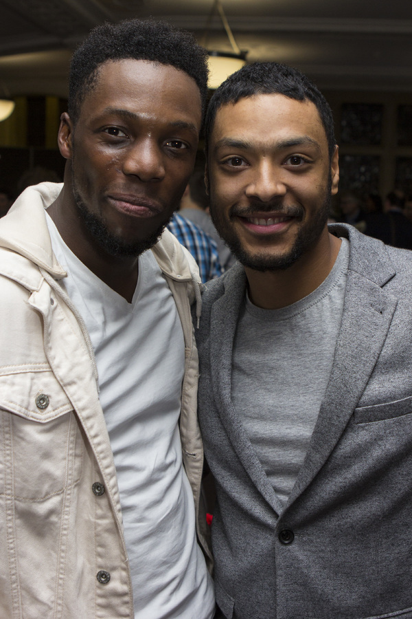 Simi Egbejumi-David and Stefan Ruiz