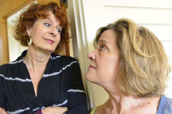 Paula Plum and Debra Wise Photo