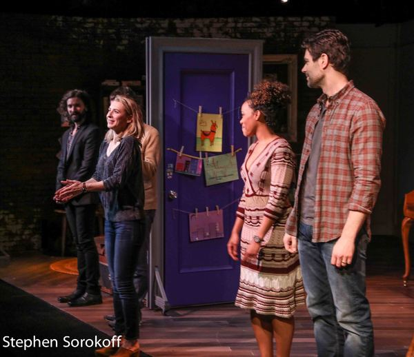 Photo Coverage: THIS Celebrates Opening Night at Barrington Stage Company