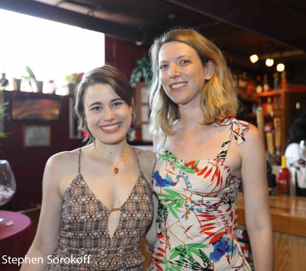 Louisa Proske & Lucy Teitler