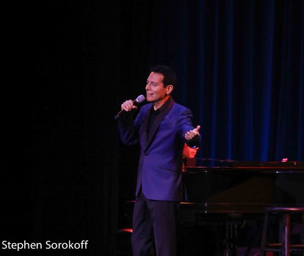 Photo Coverage: Michael Feinstein Brings His Music To The Mahaiwe Performing Arts Center