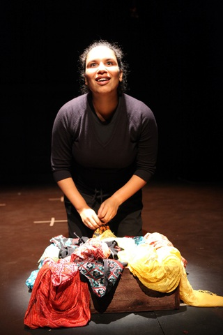 Artscape to Host First Capetonian Performances of Contemporary South African Classic AT HER FEET in Thirteen Years