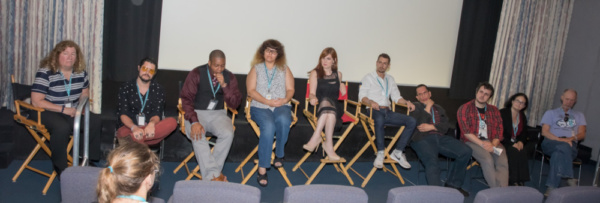 Photos: LUX Hosts Successful Filmmaker Panel in NYC