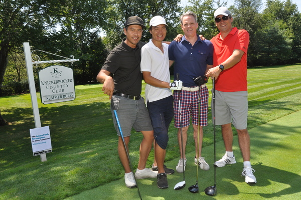 Photos: Inside The Actors Fund's Annual Jock Duncan Celebri-TEE Golf and Tennis Outing