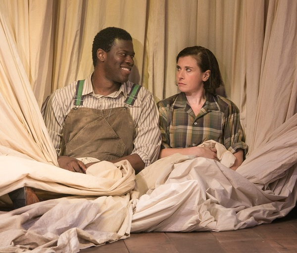 Photos: John Doyle Directs AS YOU LIKE IT at Bay Street Theater Starring Ellen Burstyn, Andre De Shields, and More!