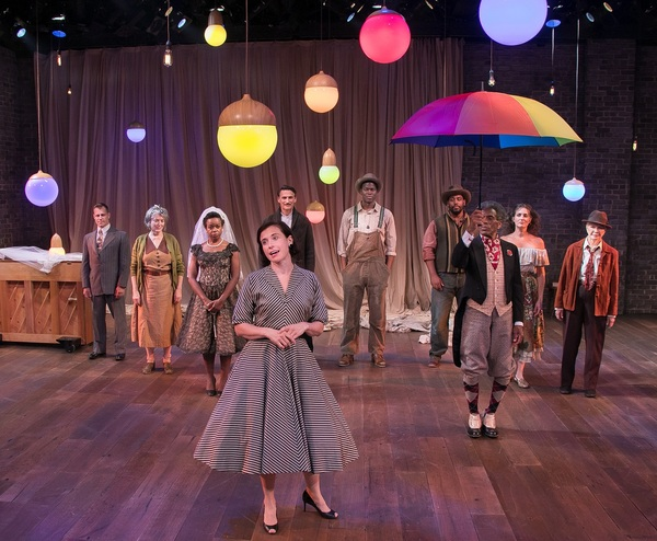 Photo Flash: John Doyle Directs AS YOU LIKE IT at Bay Street Theater Starring Ellen Burstyn, Andre De Shields, and More!