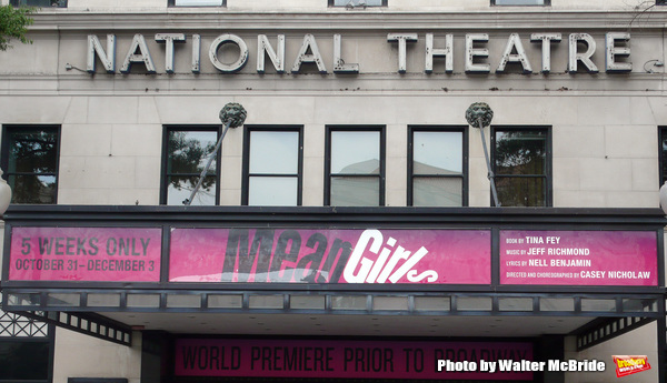 Up On The Marquee: Get in Loser, MEAN GIRLS is Starting