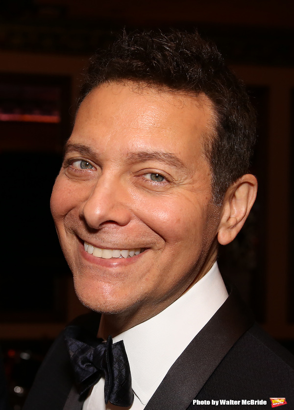 Photo Coverage: Michael Feinstein Brings SHOWSTOPPERS to 54 Below