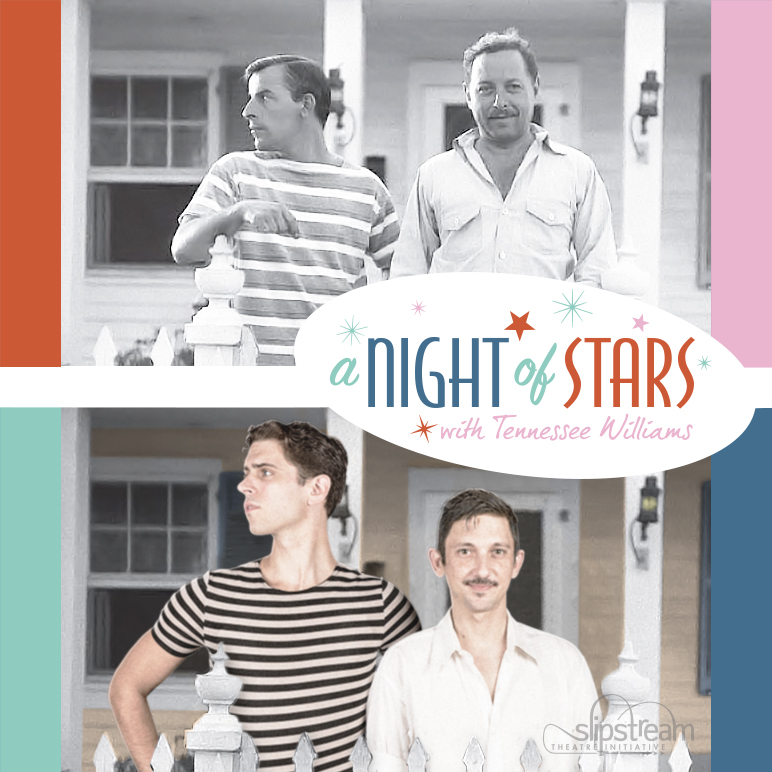 Slipstream Presents Original Play About Tennessee Williams