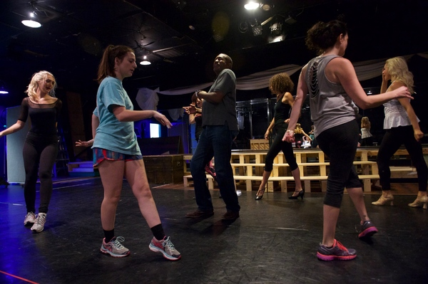 Photos: In Rehearsal with TexARTS BEST LITTLE WHOREHOUSE IN TEXAS
