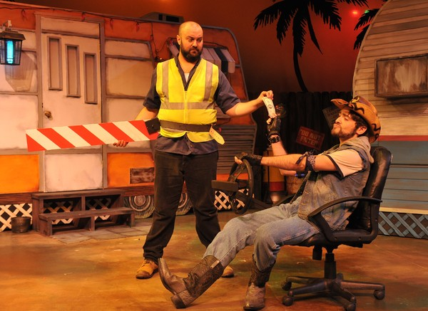 Photo Flash: Trailers are Rockin' in THE GREAT AMERICAN TRAILER PARK MUSICAL