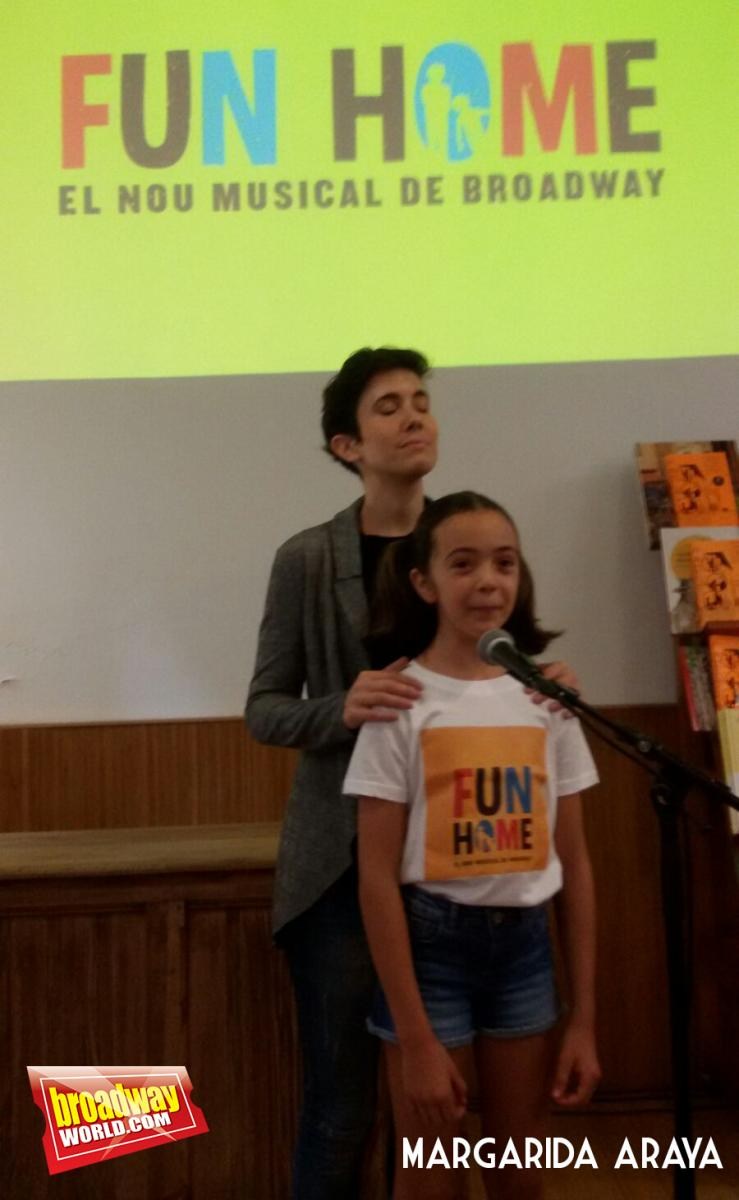 PHOTO FLASH: Se desvela el reparto de FUN HOME en Barcelona
