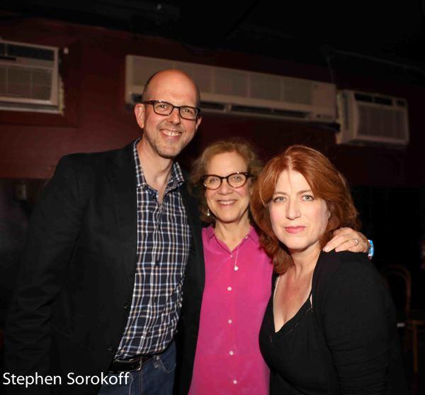 Jeff Blumenkranz, Lauren Taslitz, Anne L. Nathan