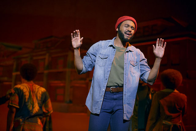 BWW Previews: JARRAN MUSE HAS INSPIRATIONAL ROLE IN MOTOWN: THE MUSICAL at The Straz Center For The Performing Arts