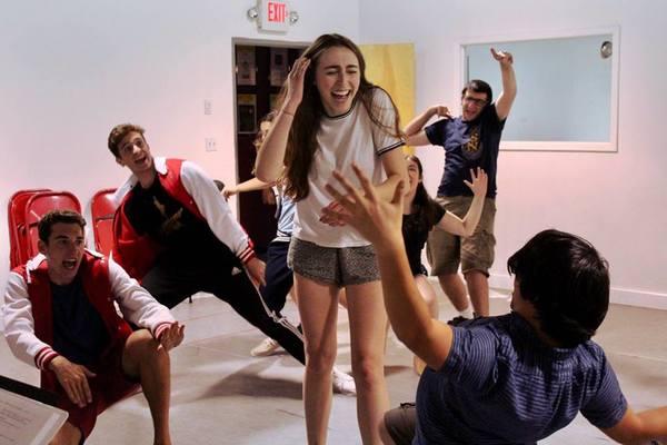 Education Spotlight: Photos of Student Cast of HEATHERS With Dan Domenech