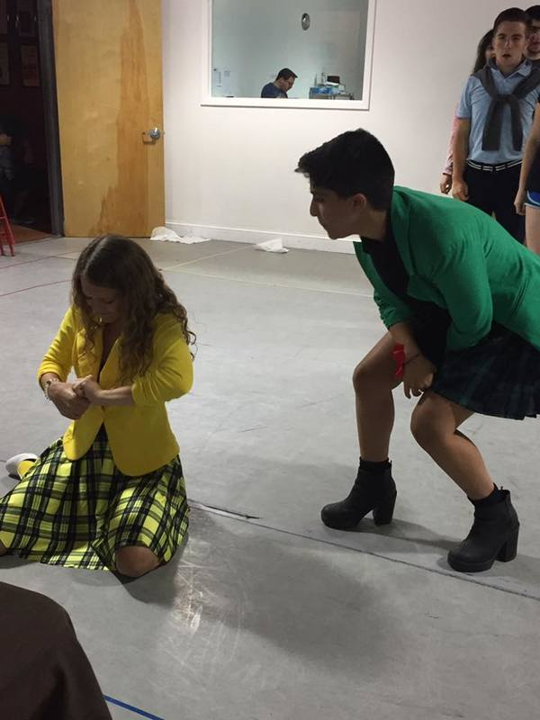 Education Spotlight: Photos of Student Cast of HEATHERS With Dan Domenech