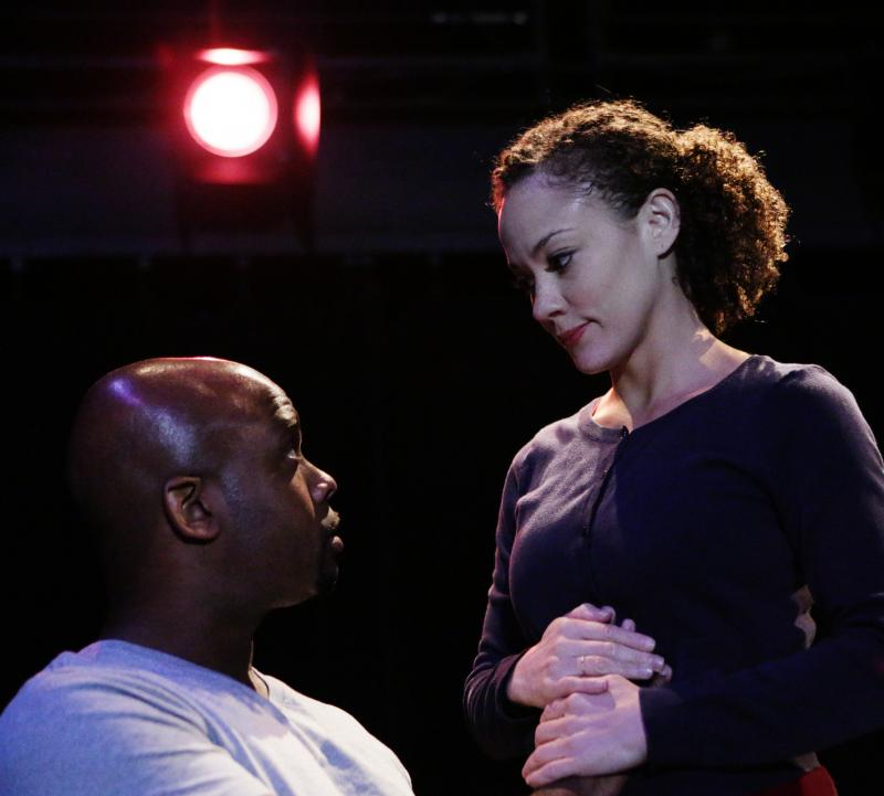 BWW REVIEW:  In THE UNWRITTEN LAW, 'Word Warrior' Chesney  Snow Fights Racial Injustice and Finds Personal Freedom