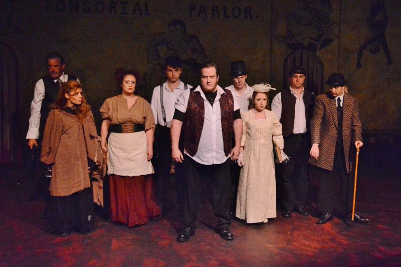 BWW Review: SWEENEY TODD: THE DEMON BARBER OF FLEET STREET at Merrick Theatre & Center For The Arts