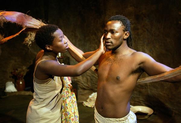 Chuma Sopotela and Mdu Kweyama Photo