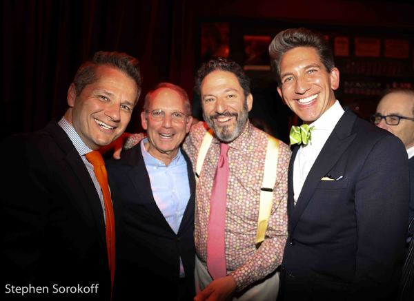 Tom Postilio, John Pizzarelli, Mickey Conlon