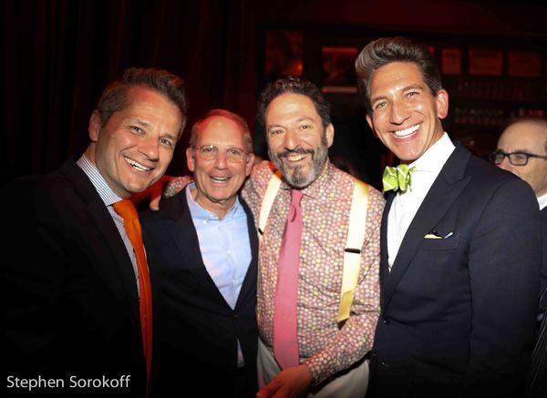 Tom Postilio, John Pizzarelli, Mickey Conlon Photo
