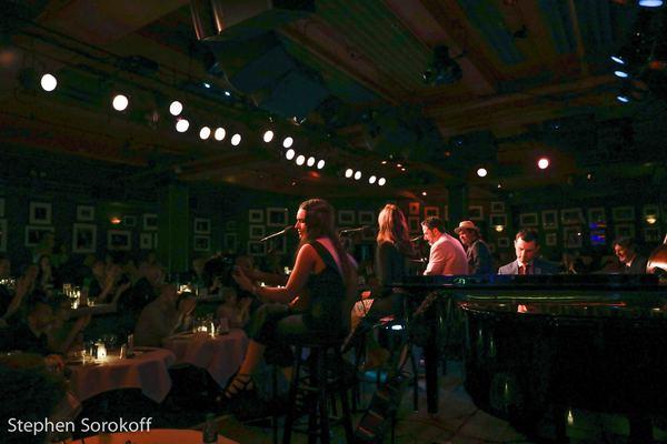 Photo Coverage: John Pizzarelli Brings Sinatra & Jobim @ 50 to Birdland