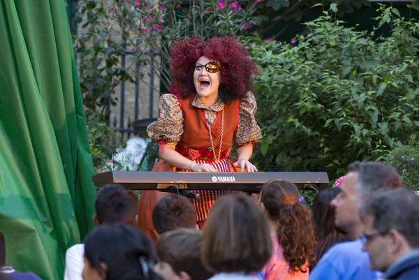 Photo Flash: Iris Theatre Concludes 10th Summer Season with HANSEL & GRETEL AND THE WITCH BABA YAGA