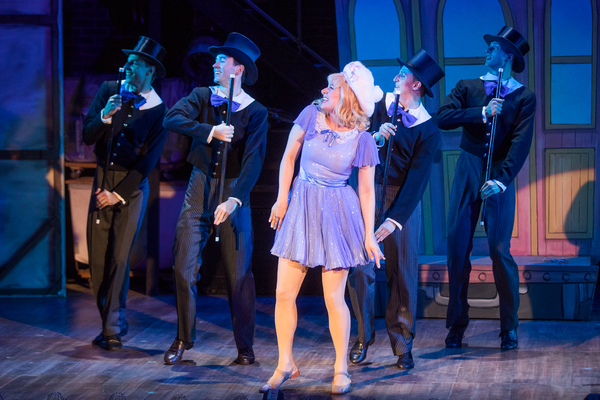 BWW Exclusive: It's Her Turn! Get a First Look at Julia Murney in GYPSY at Cape Playhouse