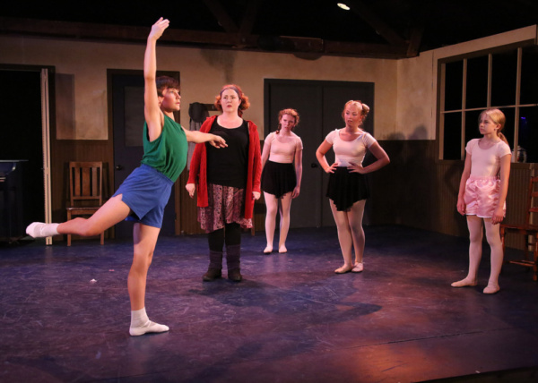 Photo Flash: First look at Cape Rep Theatre's BILLY ELLIOT THE MUSICAL
