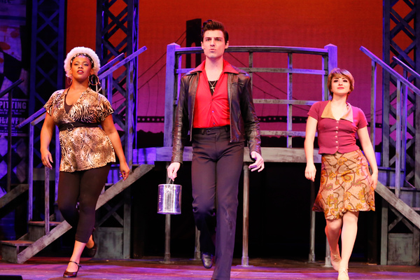 Photo Flash: First Look at SATURDAY NIGHT FEVER, Opening Tonight at Ivoryton Playhouse