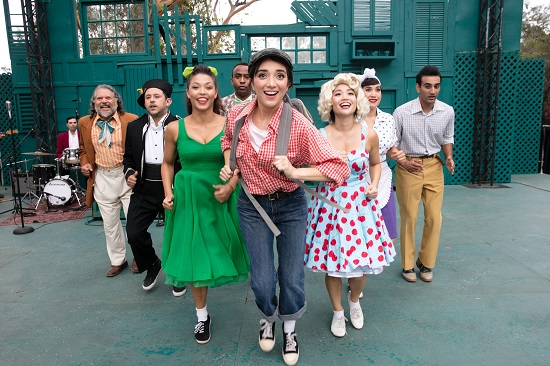 BWW Review: These TWO GENTLEMEN OF VERONA Have it Made in the Shade