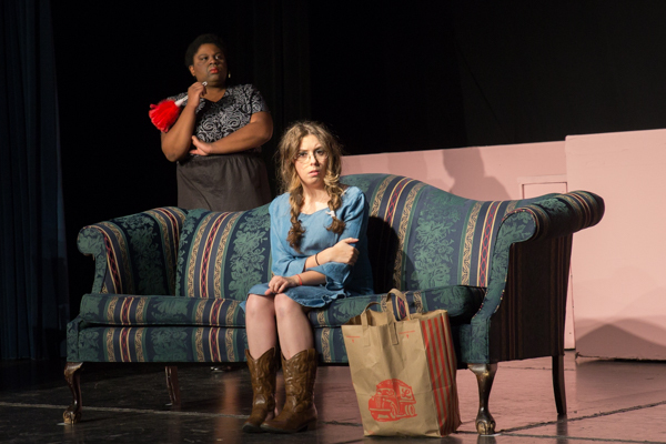 Photo Coverage: First look at Imagine Productions' THE BEST LITTLE WHOREHOUSE IN TEXAS