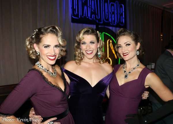 Photo Flash: BROADWAY AT BIRDLAND Series Welcomes The Beverly Bombshells