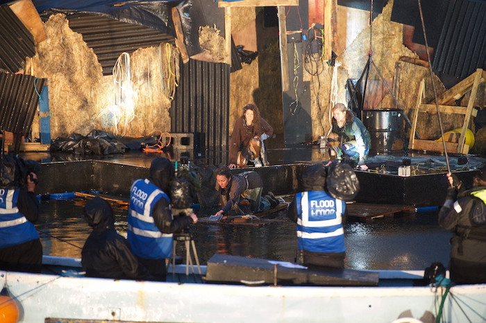 Guest Blog: Slung Low's Alan Lane Talks FLOOD On BBC Two